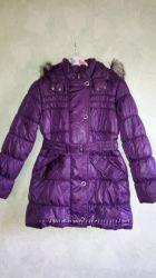 Демисезонное пальто, новое, для полненьких