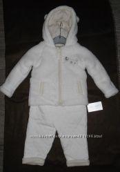 Тёплый костюмчик Primark  р. 74 6-9 мес