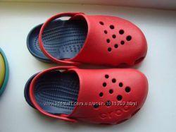 Crocs Electro Кроксы детские р. 26-27