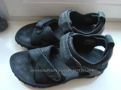 Кожаные сандалии треккинговые Merrell