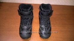 Ботинки зимние Geox с системой Geox-Tex, натур. кожа, размер 33