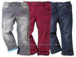 Lupilu термо - джинсы.