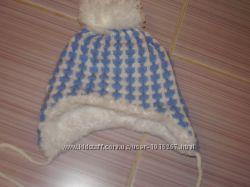 Шапочка зимняя для вашего малыша