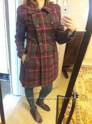 Классное теплое утепленное пальто фирменное L 40 - 42 р. 46 - 48 р.