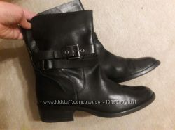 Срочно Стильные крутые ботинки Coach 27 см на широкую ножку оригинал