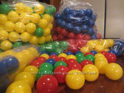 Продам шарики из пищевого полиетиленадля сухих бассейнов, игровых комнат