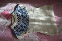 Новое платье-свитер фирмы Gloria Jeans