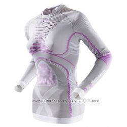 Потрясающее термобелье для женщин X-Bionic, Швейцария, скидка