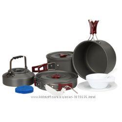 Наборы туристической посуды для походов. Скидки