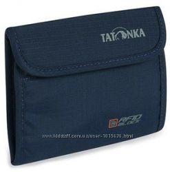 Стильные кошельки Tatonka для активных людей