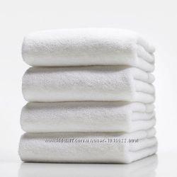 Белые полотенца - LOTUS, отличное качество