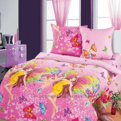 Ткани для пошива детского постельного белья от 1 м 220 см