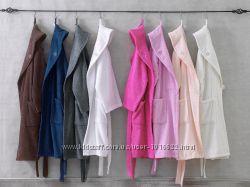 Турецкие банные халаты MARIE CLAIRE, отличное качество