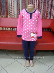 пижама или домашний комплект для девочек и мальчиков