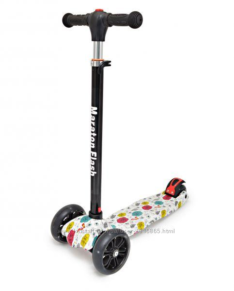 Самокат детский Scooter Smart Lander до 80 кг широкие колеса киев