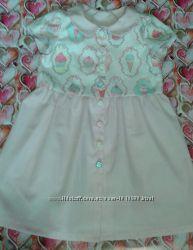 Нежное детское платье