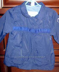 Легенькая куртка ветровка 2 года на девочку