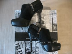 Ботиночки Luciano Carvari ботильйоны каблуки туфли