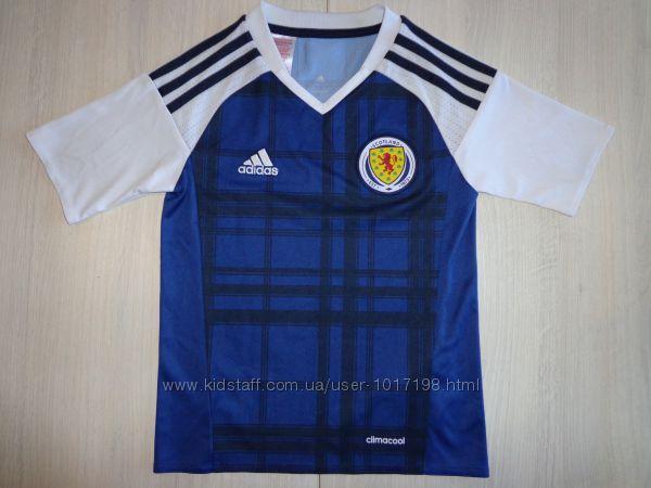 Футболка Adidas Climacool Scotland Адидас сборная Шотландии по футболу