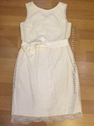 Очень нежное, красивое и торжественное платье для беременных Юла МАМА