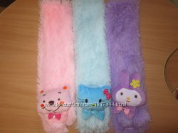 Очаровательные шарфики