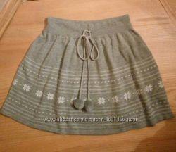 Фирменная теплая юбка Terranova Италия,