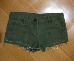 джинсовые шорты Denim Co - размер М - в отличном состоянии