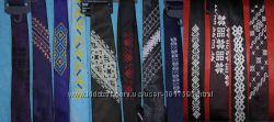 продаю вышиваю крестиком разные галстук бабочка хенд мейд