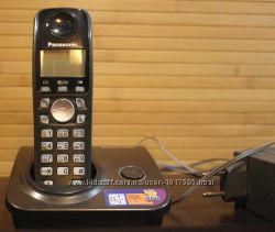 радиотелефон Panasinic цифровой беспроводной телефон