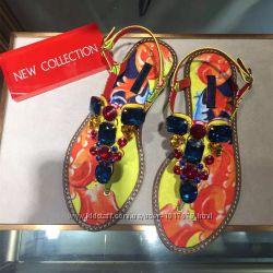 Босоножки, сандали Dolce Gabbana