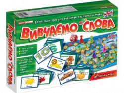 Настольные игры для изучения английского языка