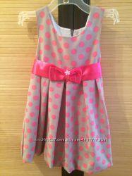 Нарядное платье бу рост 98-104