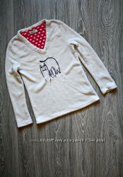 Домашний плюшевый свитер р. 42-44