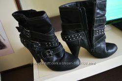 Стильные ботинки Tom Tailor