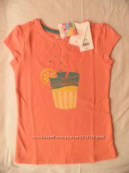 Позитивная футболка для девочки 8 лет 126 см