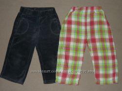 Штаны, штанишки, брючки на 1-2 года.