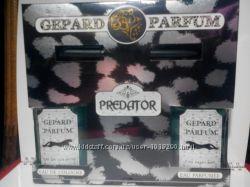 Подарочный набор для мужчин серии Gepard parfum