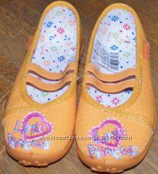 Дитяче взуття для дівчат. Балетки eca201cee39af