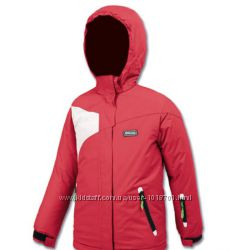 Новий зимовий лижний  костюм для дівчинки BRUGI