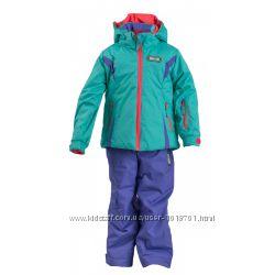 Дитячий  зимовий комплект для  дівчат BRUGI