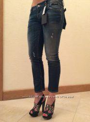 Брендовые джинсы Dsquared2, iceberg из Италии Милана