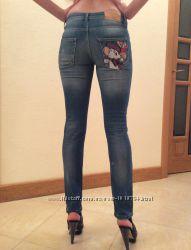 Брендовые джинсы Iceberg  оригинал  из Милана.