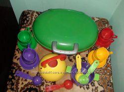 Кухня - печка - посудка Elc Mothercare