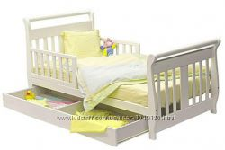 В Наличии и в белом цвете Детская кровать Лия