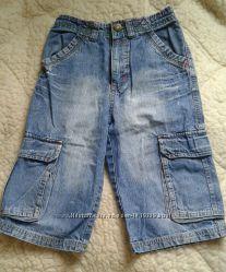 Бриджи, капри, шорты джинсовые
