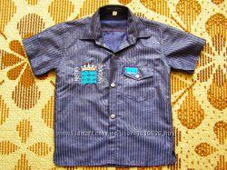 летние рубашки для маленьких модников на 3-4г.