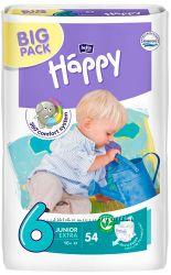 Подгузники Happy 6  54