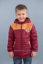 Демисезонная куртка для мальчика. Размеры 110, 116, 122, 128 в наличии