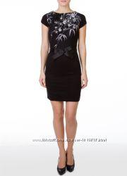 Трикотажное платье Ostin с восточным принтом. Размер XL50