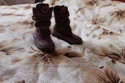 Зимові черевики, сапоги Gabor tex